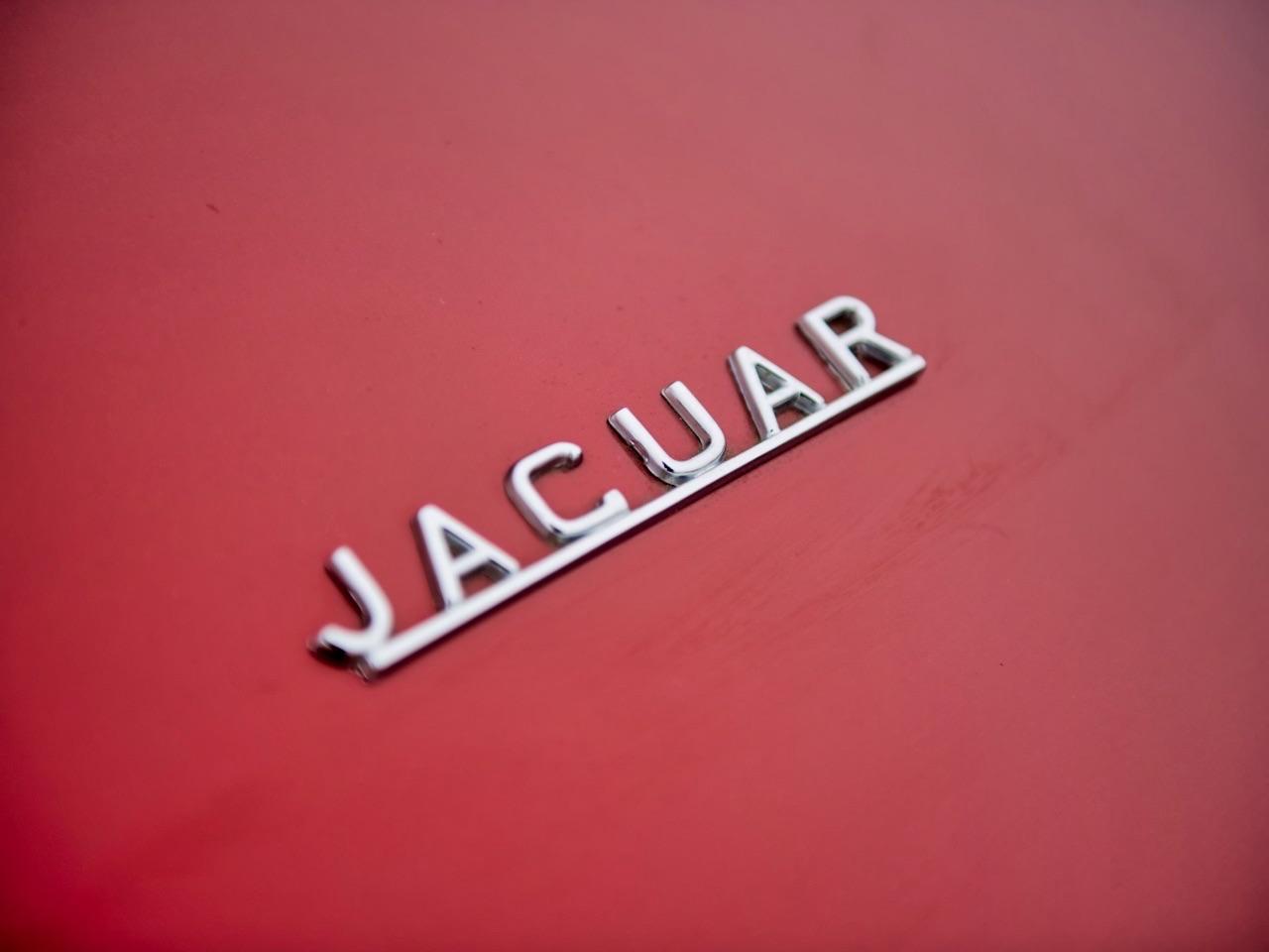 Restomod Jaguar MkII 3.8... enfin, plutôt Beacham V8 Supercharged ! 2