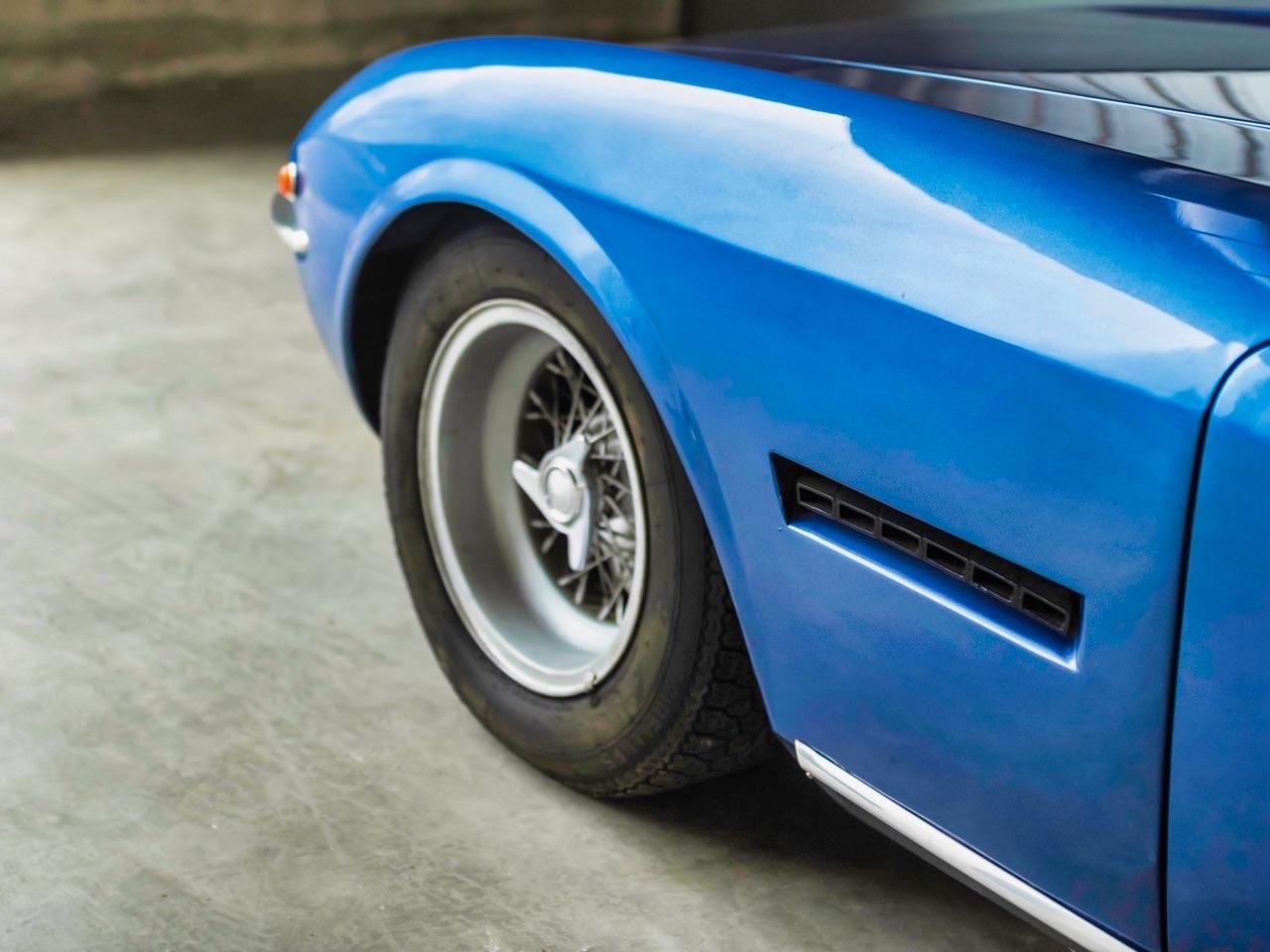Lamborghini Islero 400 GTS - Timide et complexée... 44