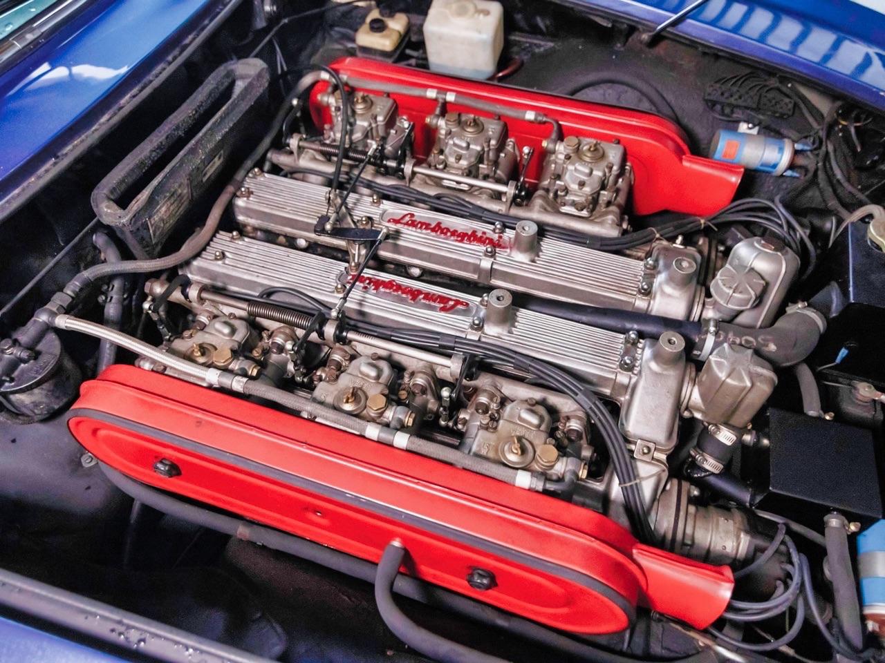 Lamborghini Islero 400 GTS - Timide et complexée... 46