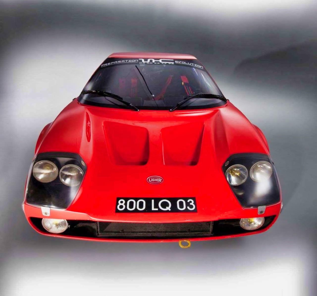 Ligier JS1 - Coup d'essai... 2