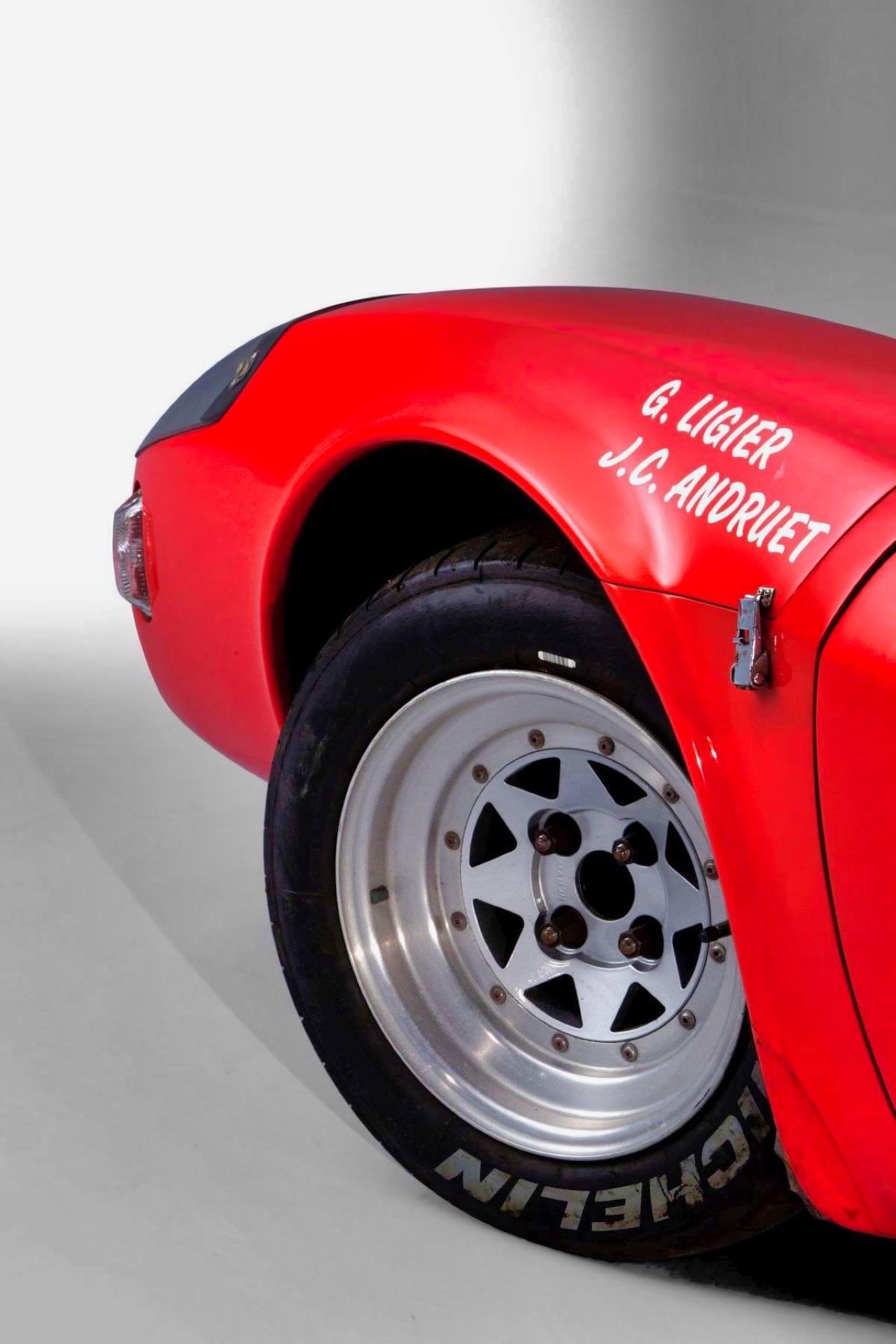 Ligier JS1 - Coup d'essai... 16