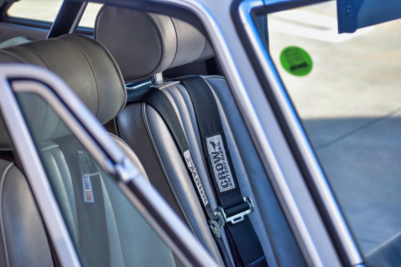 '74 MG MGB GT V8 - Dévergondée ! 19