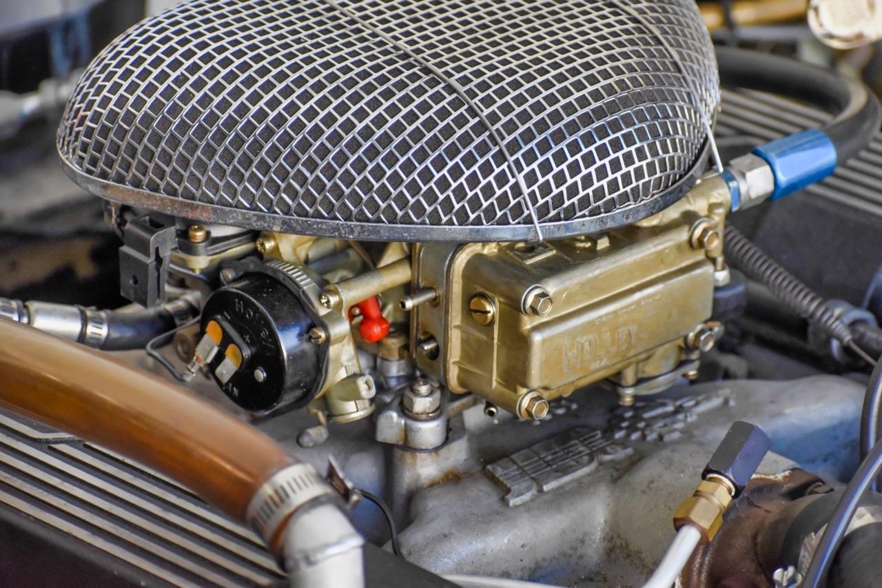 '74 MG MGB GT V8 - Dévergondée ! 15