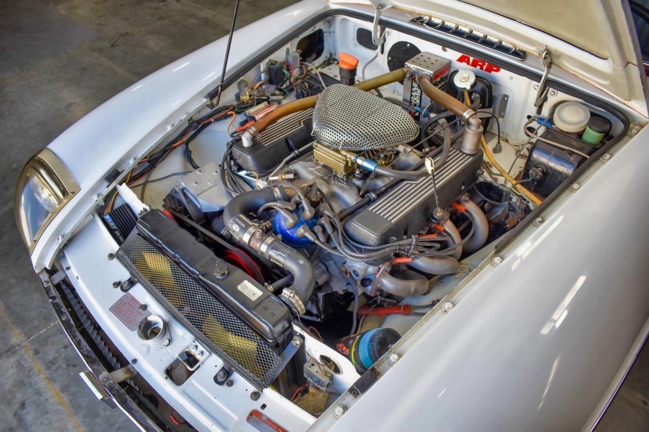 '74 MG MGB GT V8 - Dévergondée ! 14