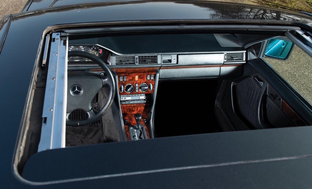 Mercedes 500E AMG 6.0... Autobahn queen ! 37