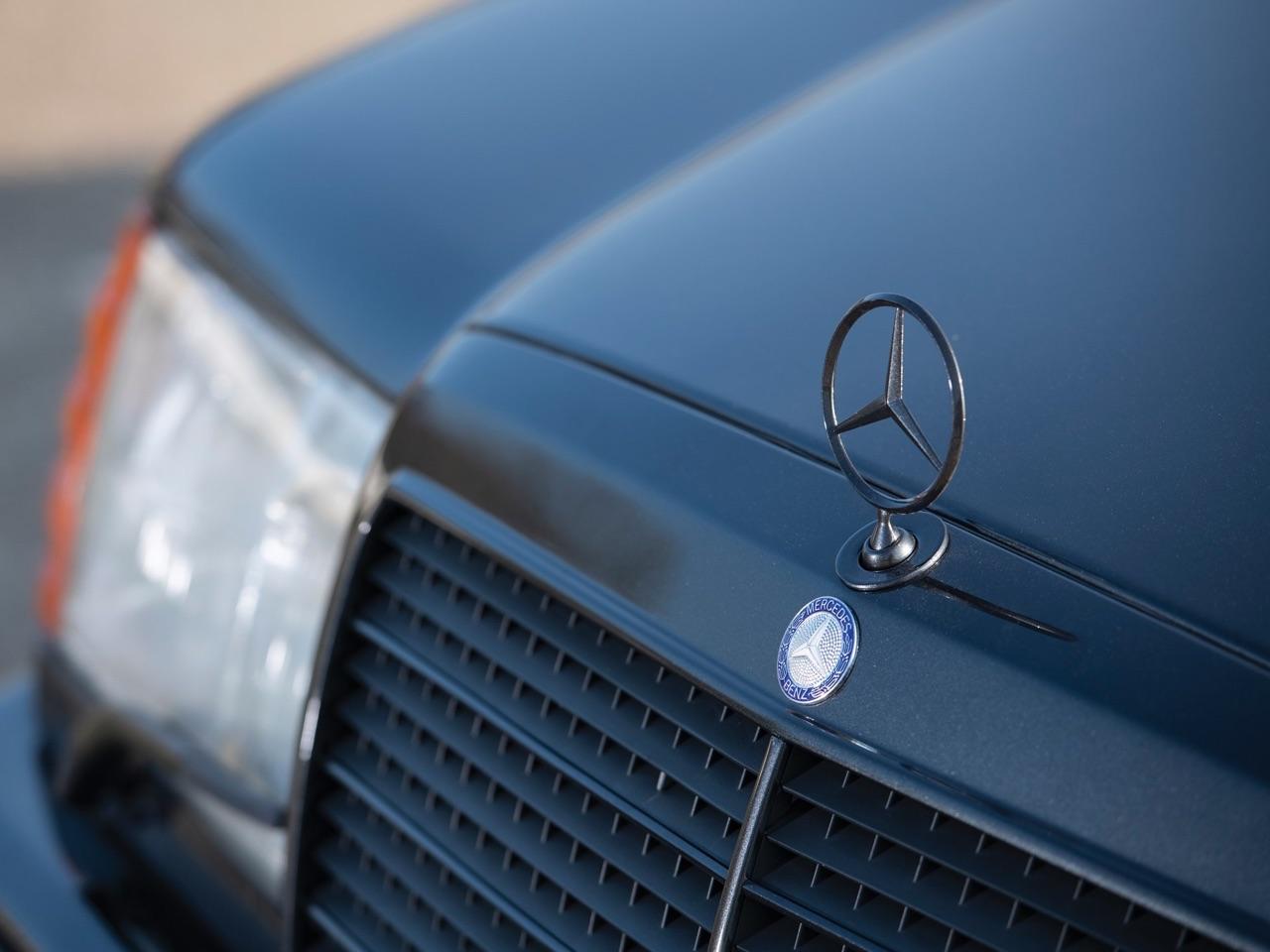 Mercedes 500E AMG 6.0... Autobahn queen ! 28