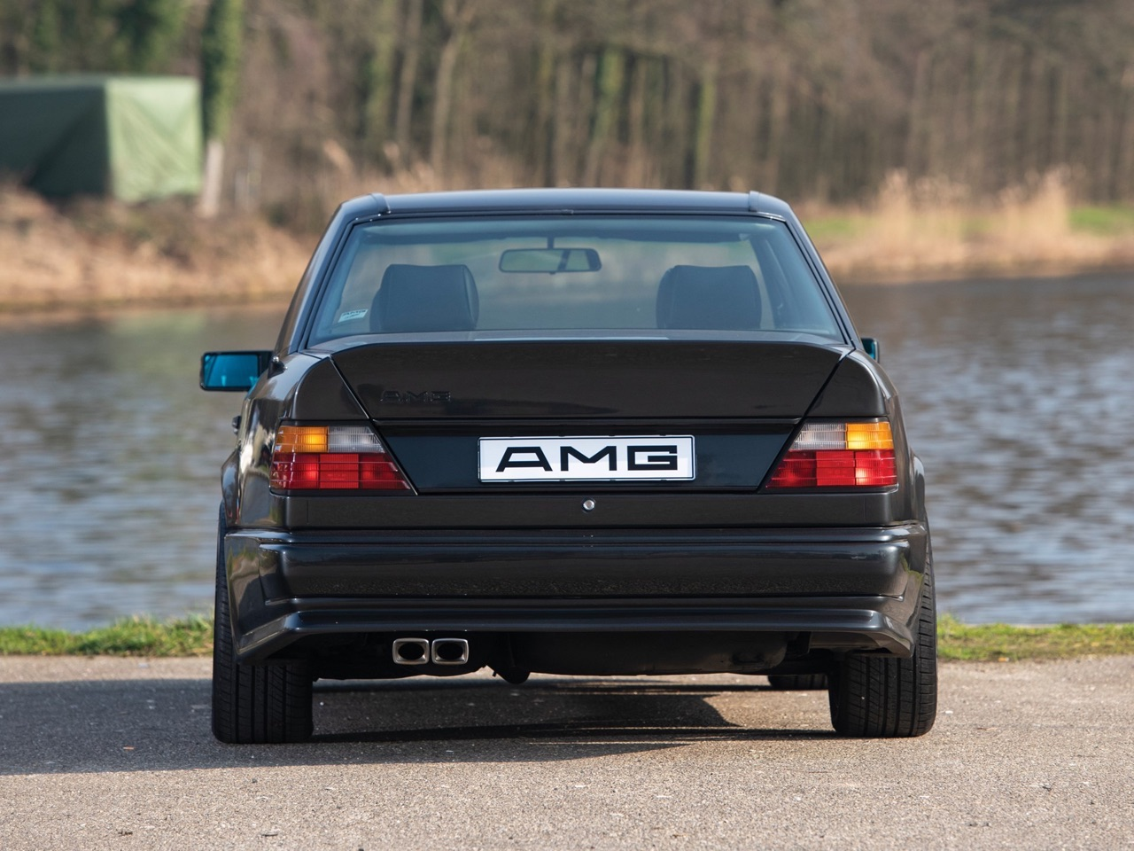 Mercedes 500E AMG 6.0... Autobahn queen ! 38
