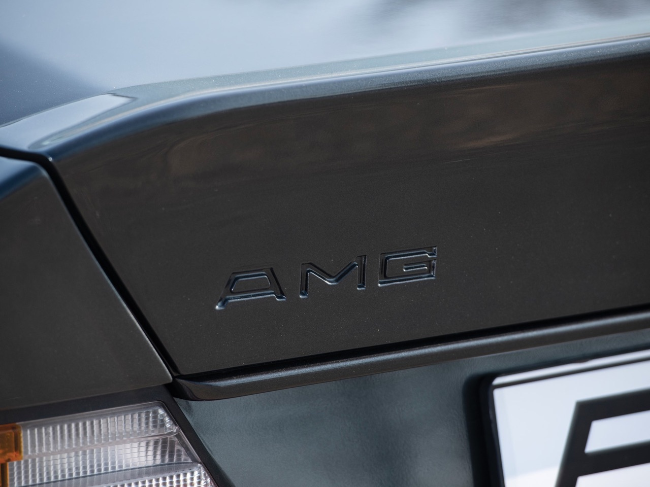 Mercedes 500E AMG 6.0... Autobahn queen ! 27