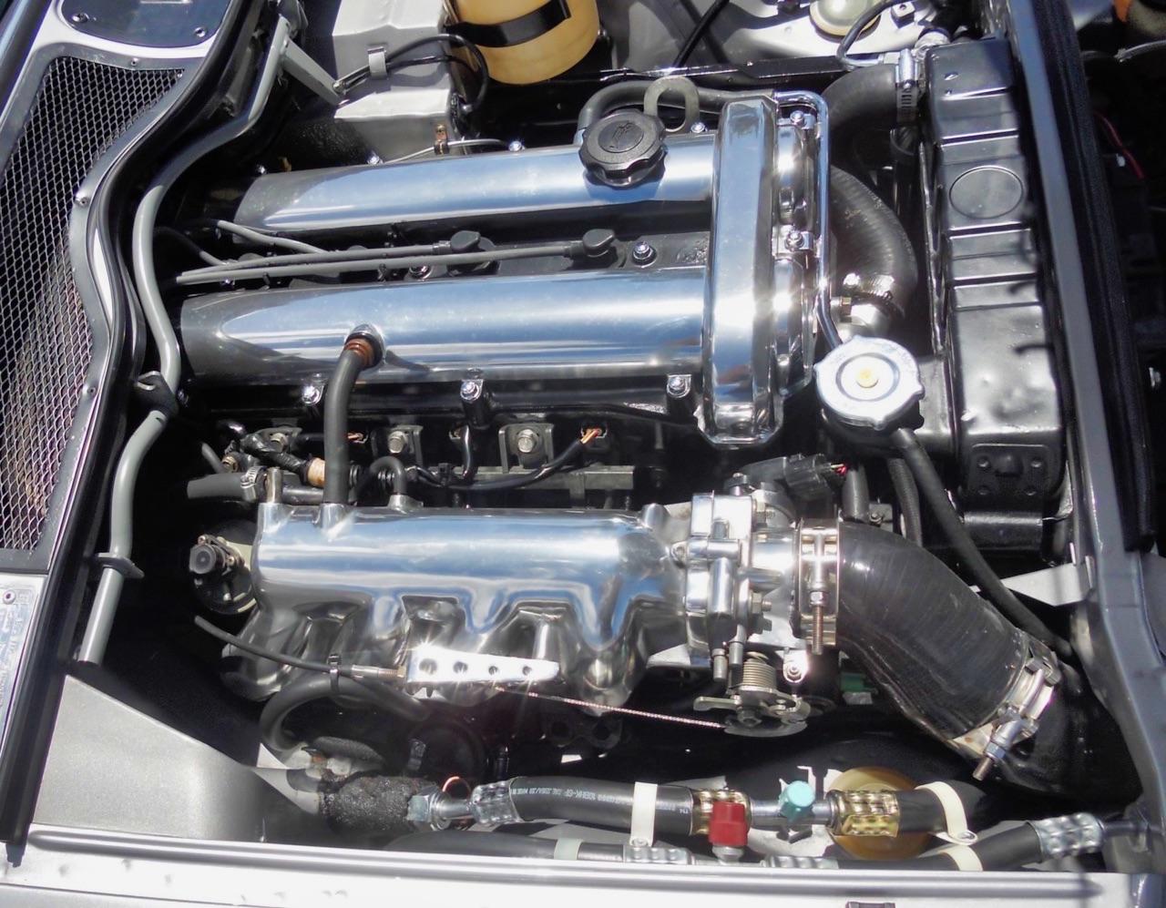 '72 Opel GT... 1.8l Turbo ! Enfin un moteur digne de sa gueule... 9