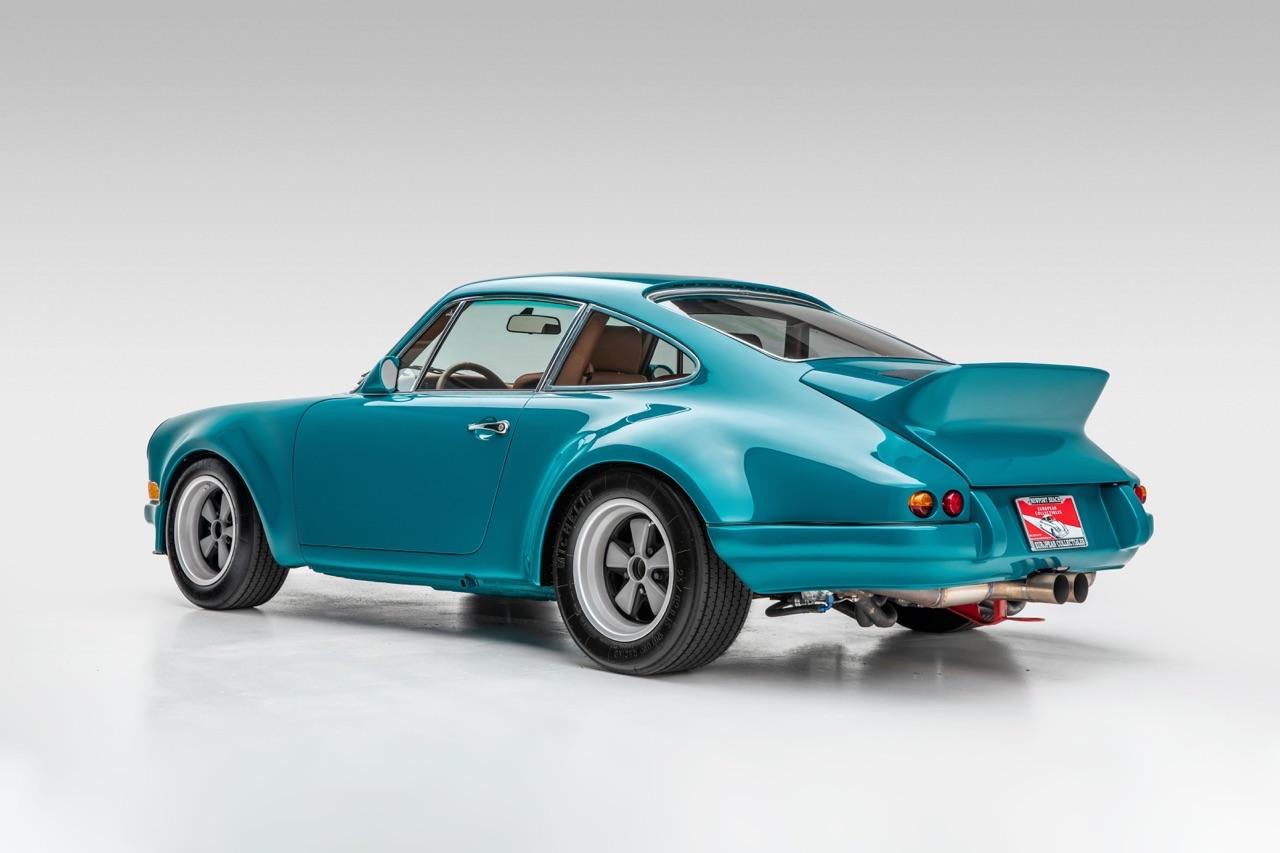 Porsche 911 RSR Biturbo... Mélange des genres ! 22