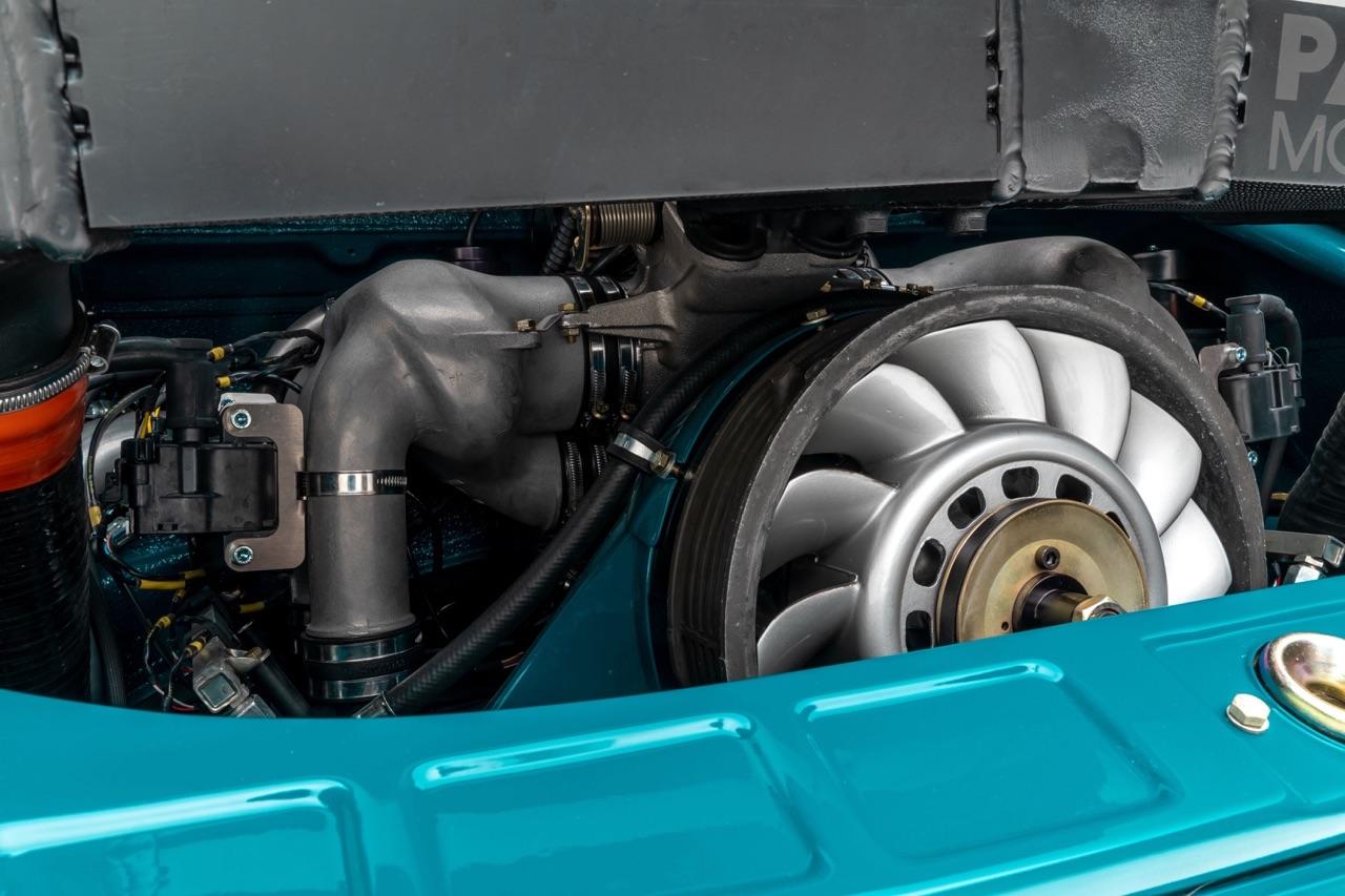Porsche 911 RSR Biturbo... Mélange des genres ! 12