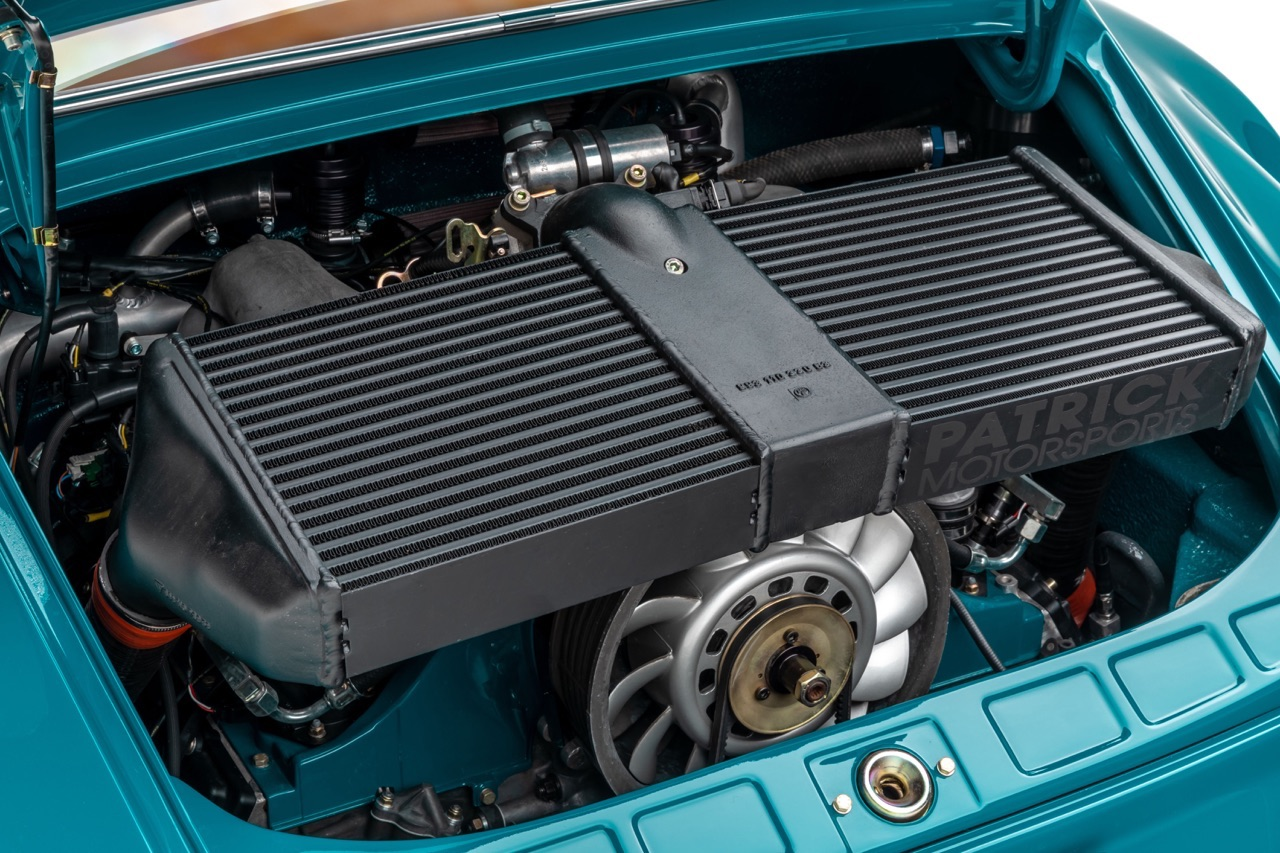 Porsche 911 RSR Biturbo... Mélange des genres ! 11
