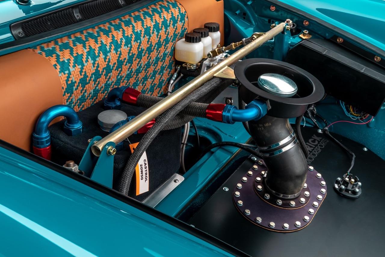 Porsche 911 RSR Biturbo... Mélange des genres ! 13