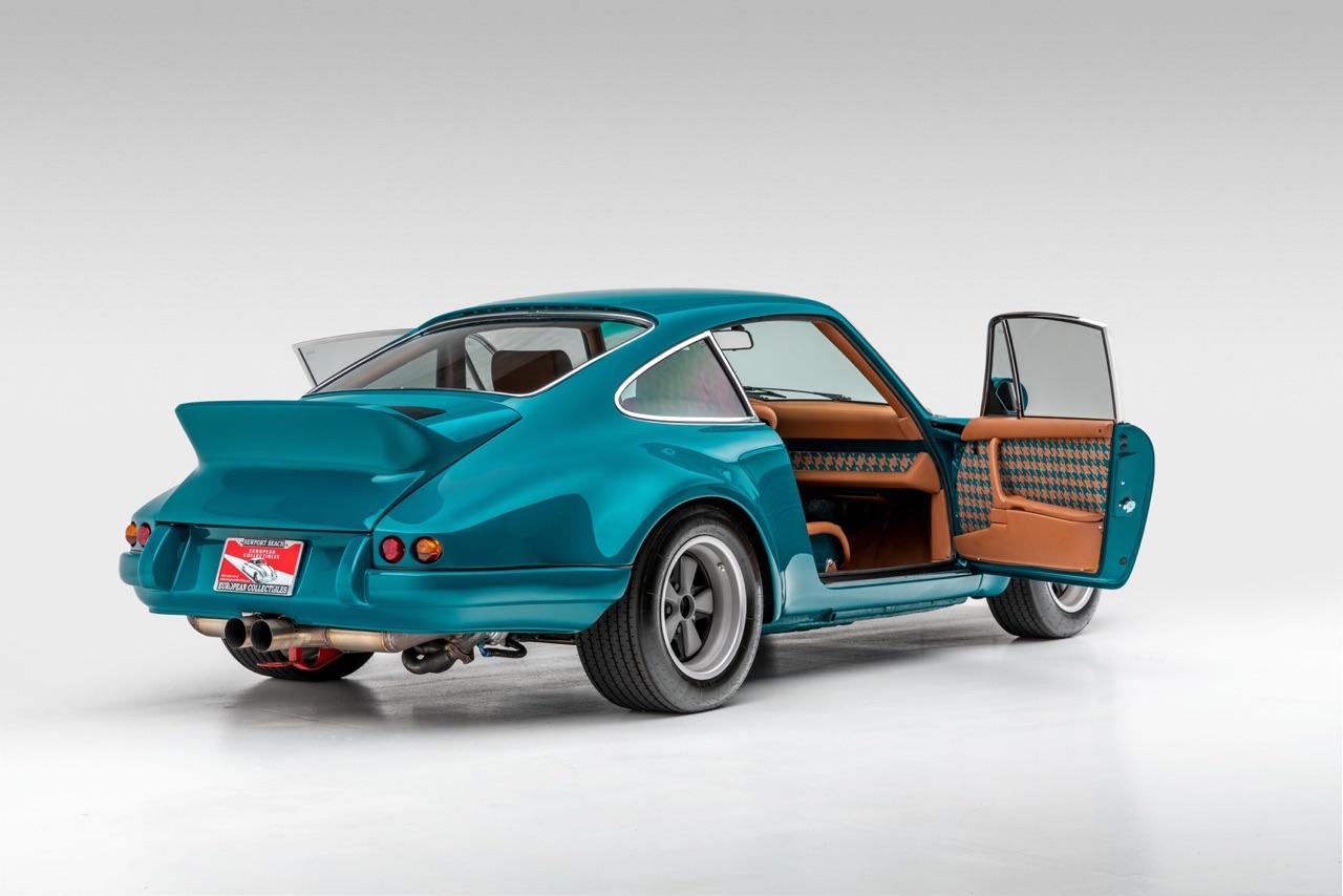 Porsche 911 RSR Biturbo... Mélange des genres ! 20