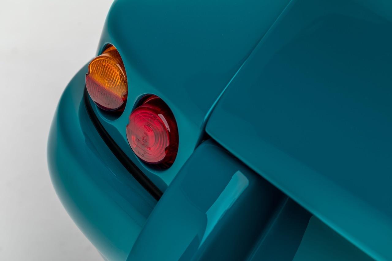 Porsche 911 RSR Biturbo... Mélange des genres ! 6
