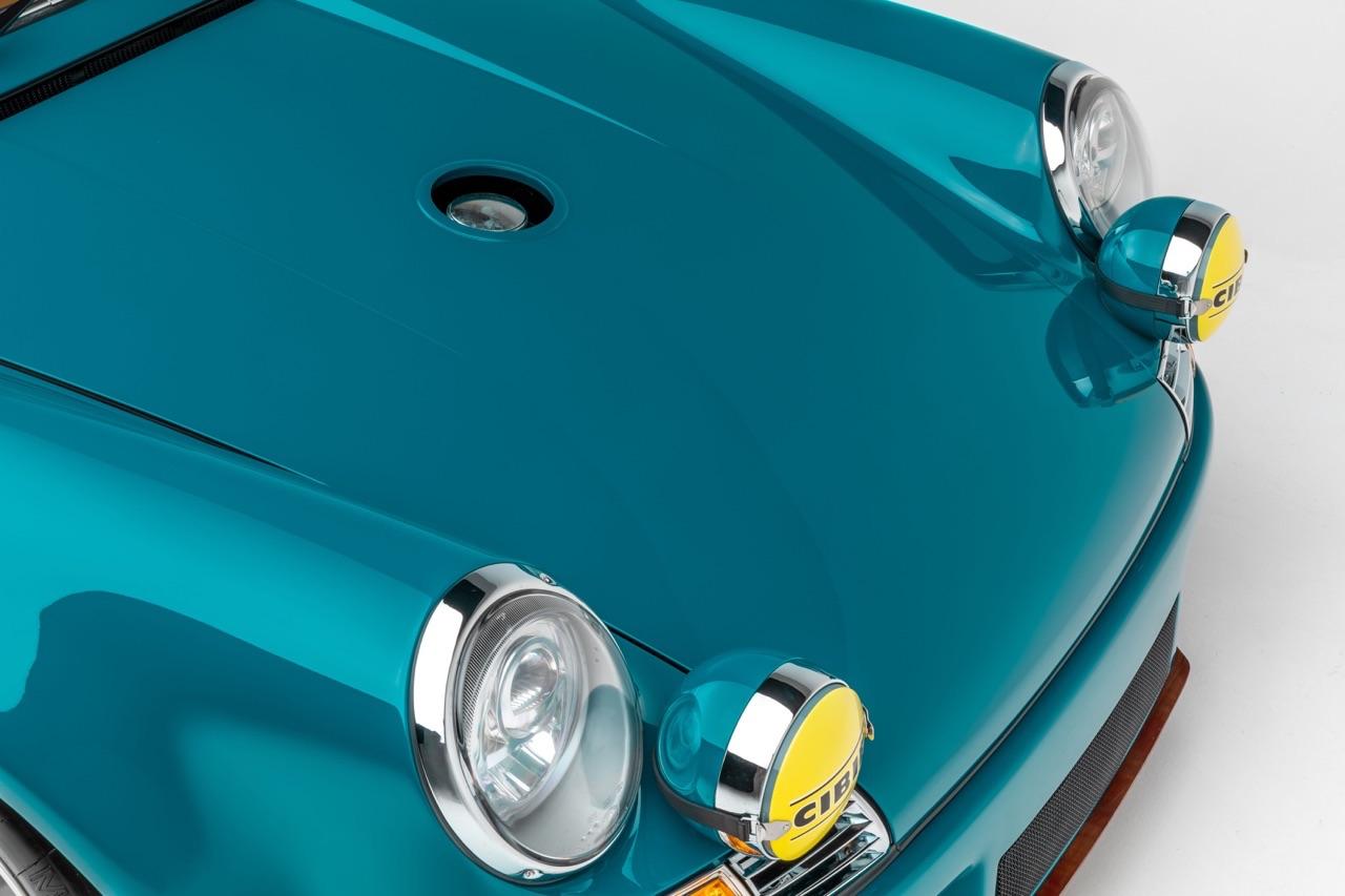 Porsche 911 RSR Biturbo... Mélange des genres ! 7