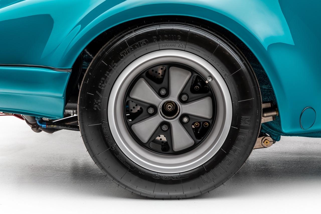 Porsche 911 RSR Biturbo... Mélange des genres ! 16