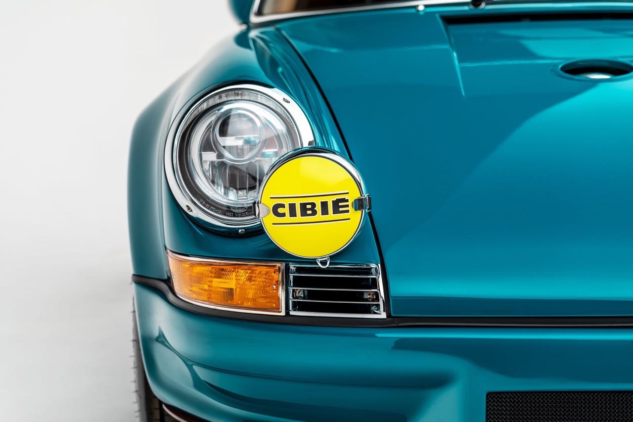 Porsche 911 RSR Biturbo... Mélange des genres ! 10