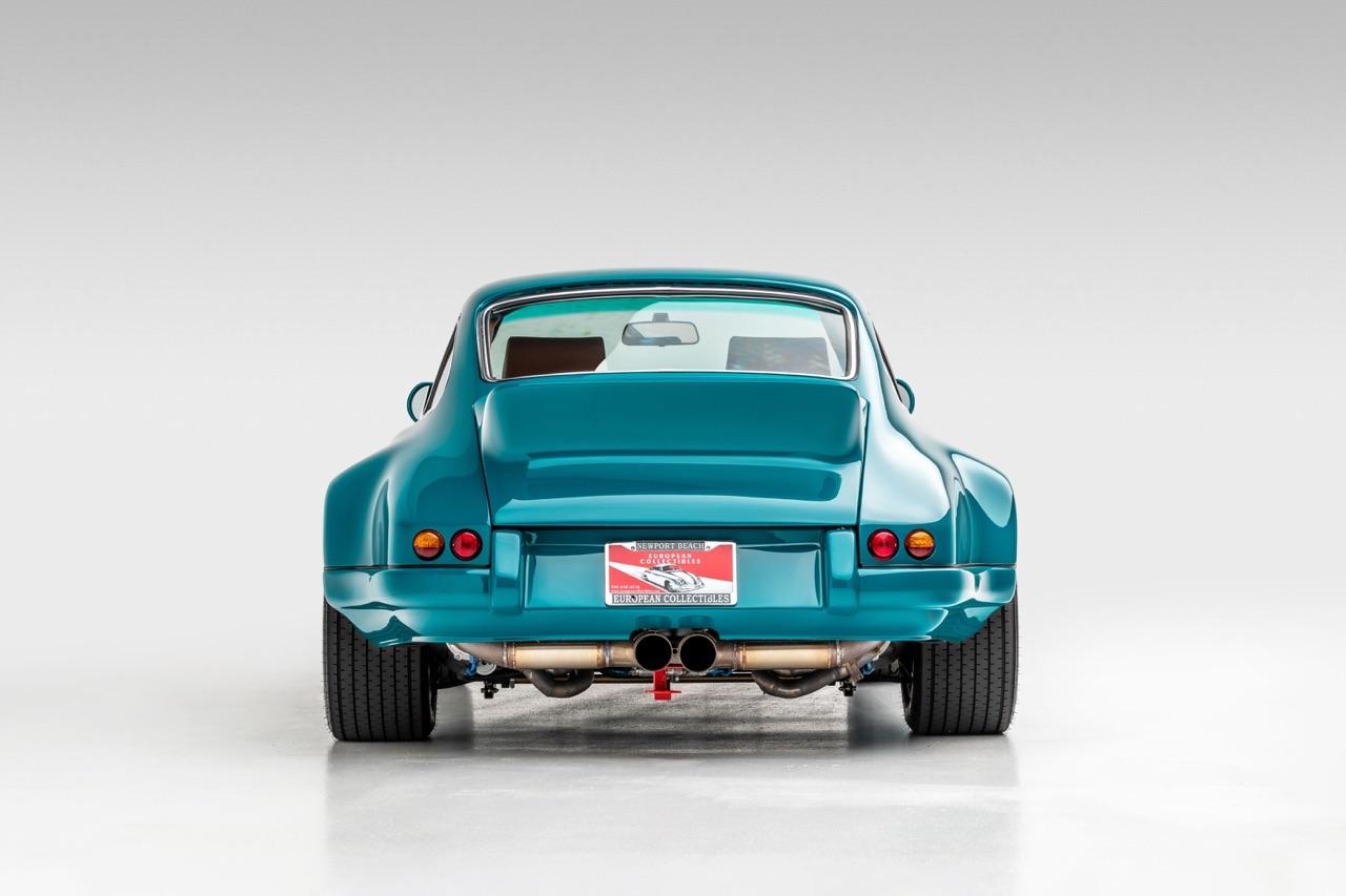 Porsche 911 RSR Biturbo... Mélange des genres ! 5