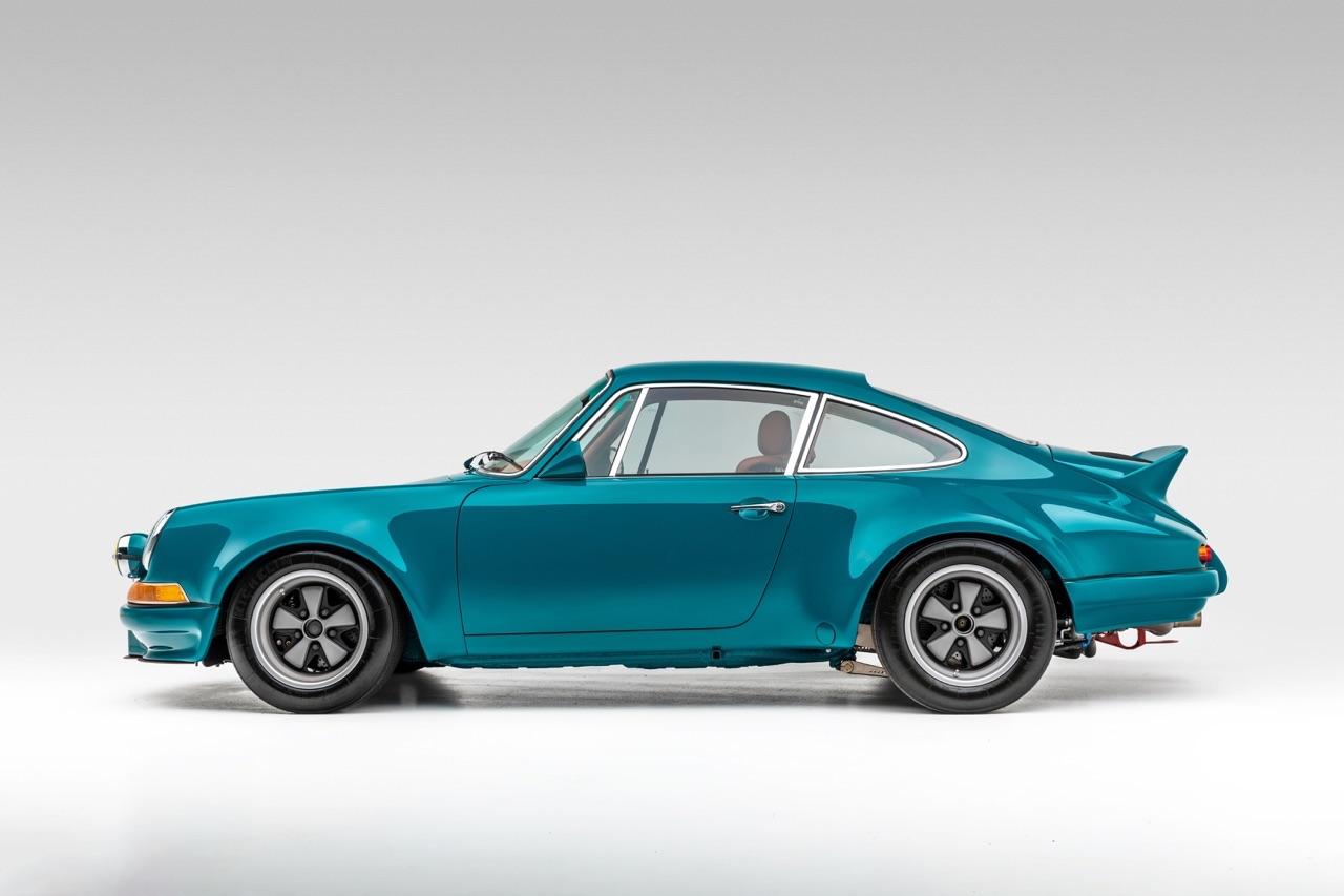 Porsche 911 RSR Biturbo... Mélange des genres ! 2