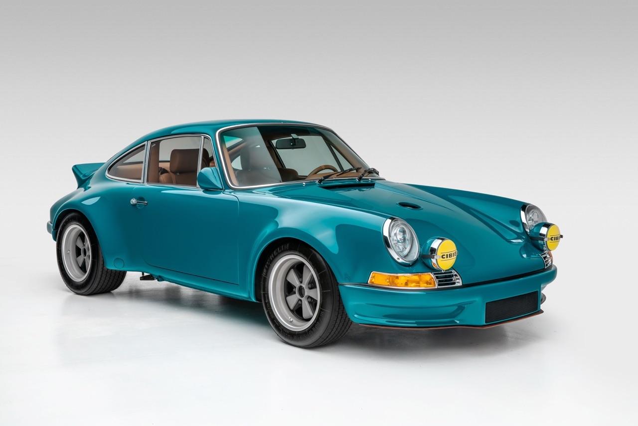 Porsche 911 RSR Biturbo... Mélange des genres ! 1