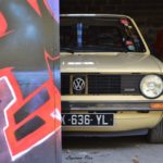 Slammed VW Caddy - Metal, bois et carbone ! 17