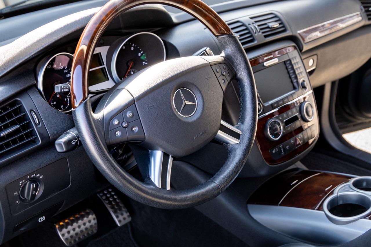 Mercedes R 63 AMG Supercharged... 700 ch pour papa pressé ! 7