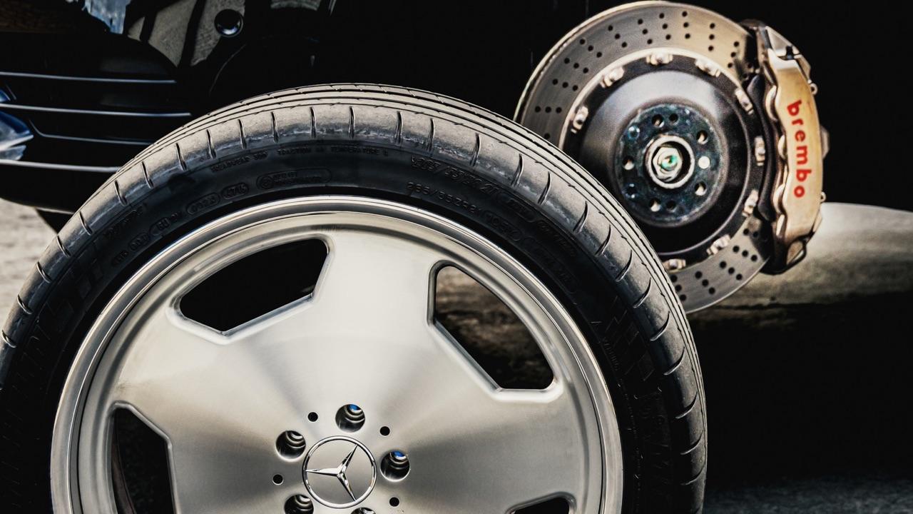 Mercedes R 63 AMG Supercharged... 700 ch pour papa pressé ! 5
