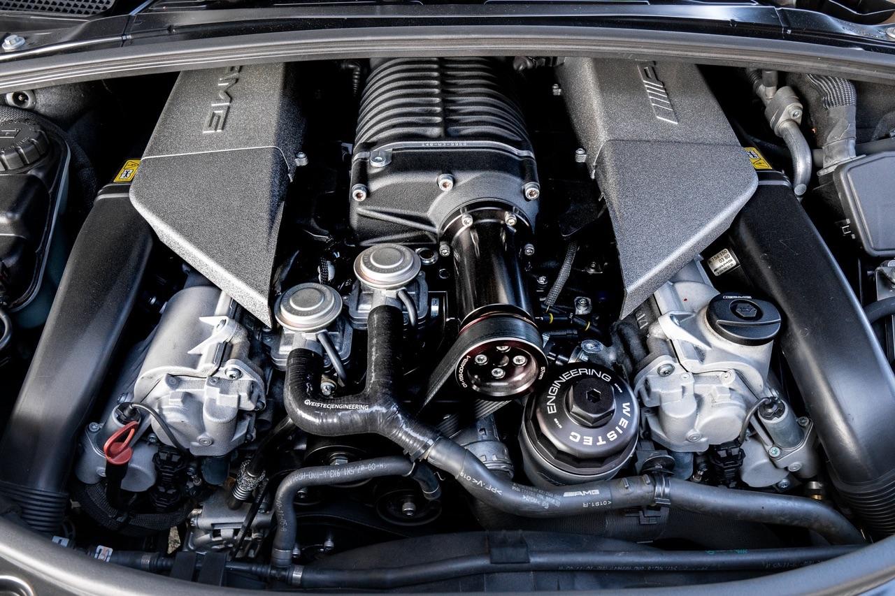 Mercedes R 63 AMG Supercharged... 700 ch pour papa pressé ! 12