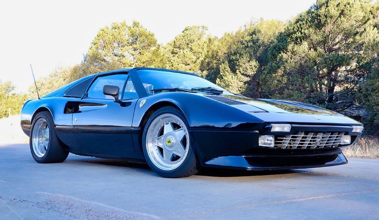 Ferrari 308 GTSi by Carobu - Caprice à l'italienne 1