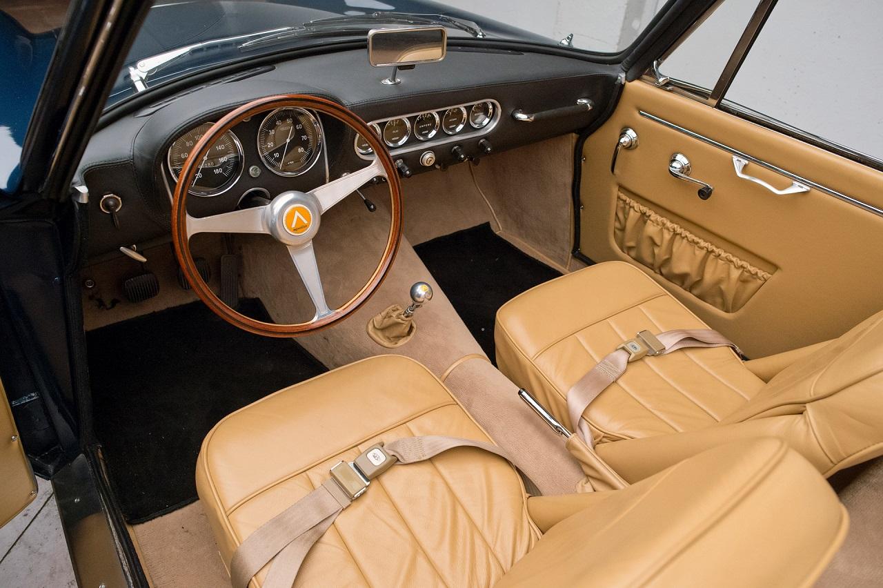 Apollo 3500 GT & GT Spyder - Euroricaine ou Amépéenne ? 4