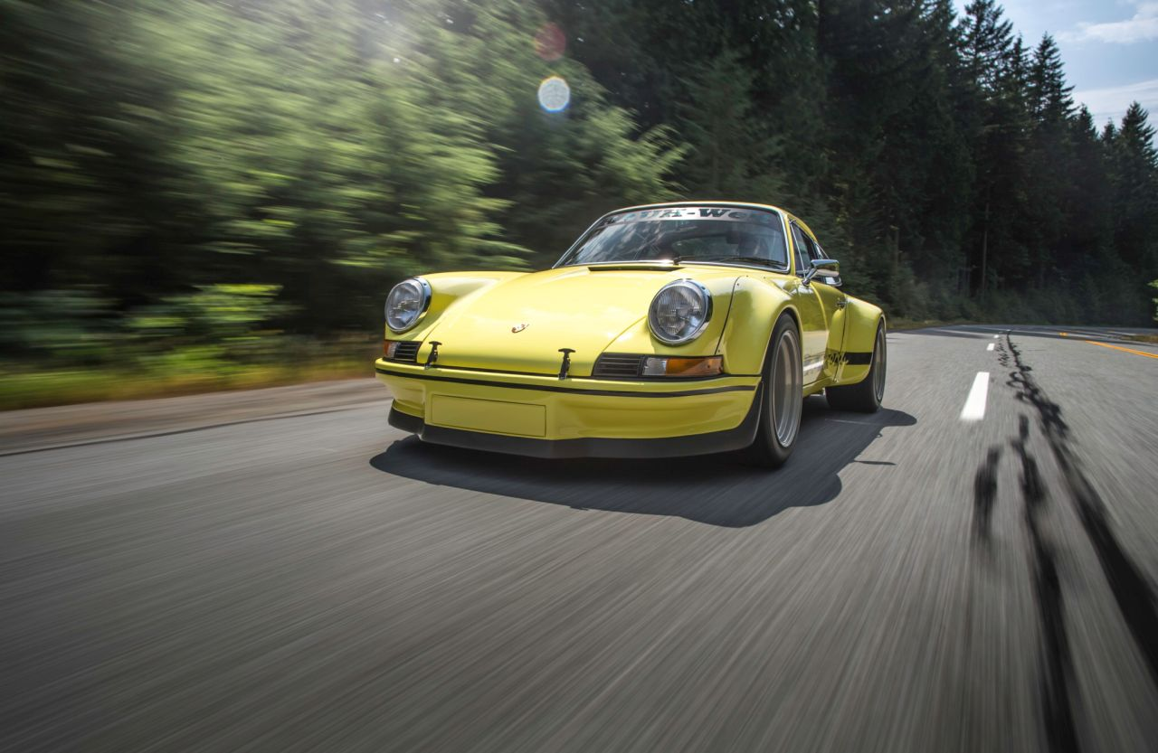 Porsche 911 Carrera 3.2 by RWB - Backdating extra large ! 31