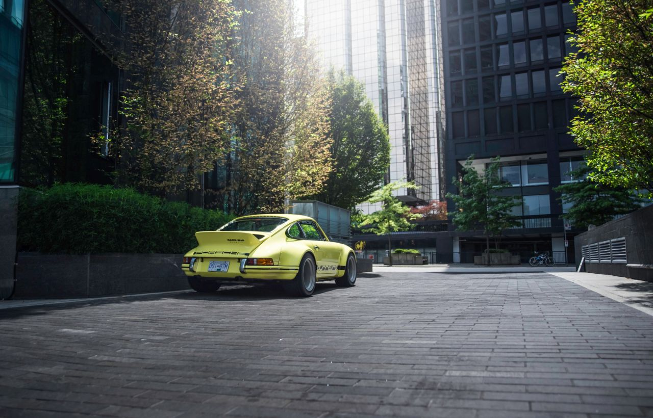 Porsche 911 Carrera 3.2 by RWB - Backdating extra large ! 12