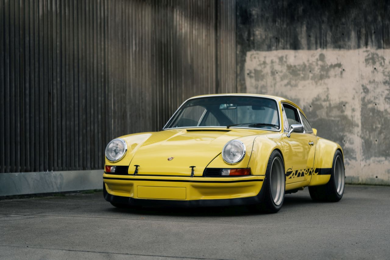 Porsche 911 Carrera 3.2 by RWB - Backdating extra large ! 42