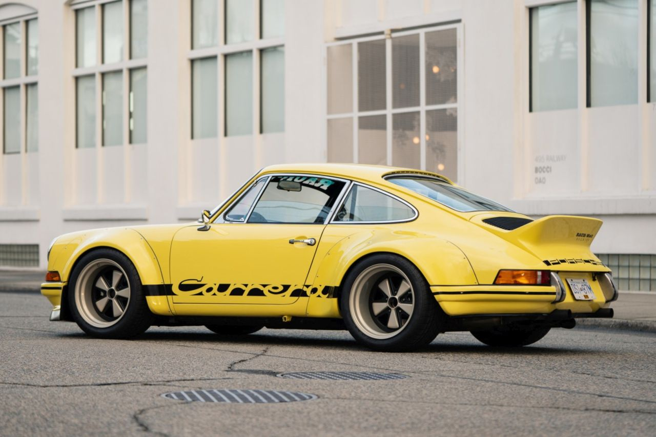 Porsche 911 Carrera 3.2 by RWB - Backdating extra large ! 3
