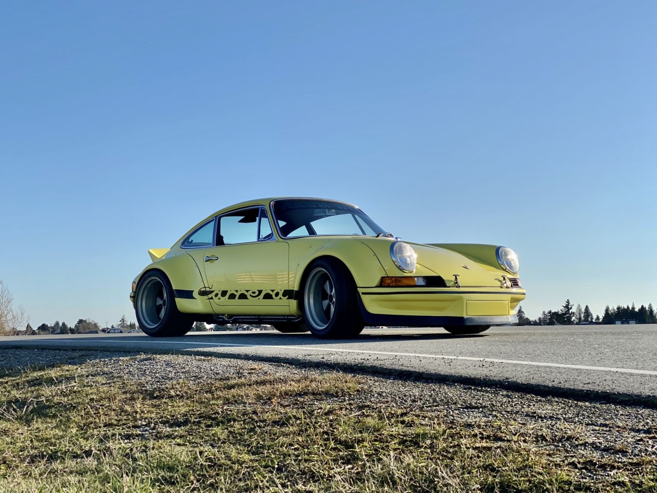 Porsche 911 Carrera 3.2 by RWB - Backdating extra large ! 41