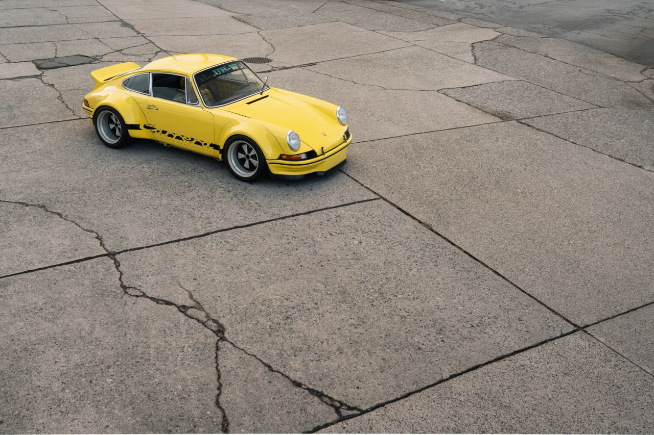 Porsche 911 Carrera 3.2 by RWB - Backdating extra large ! 40