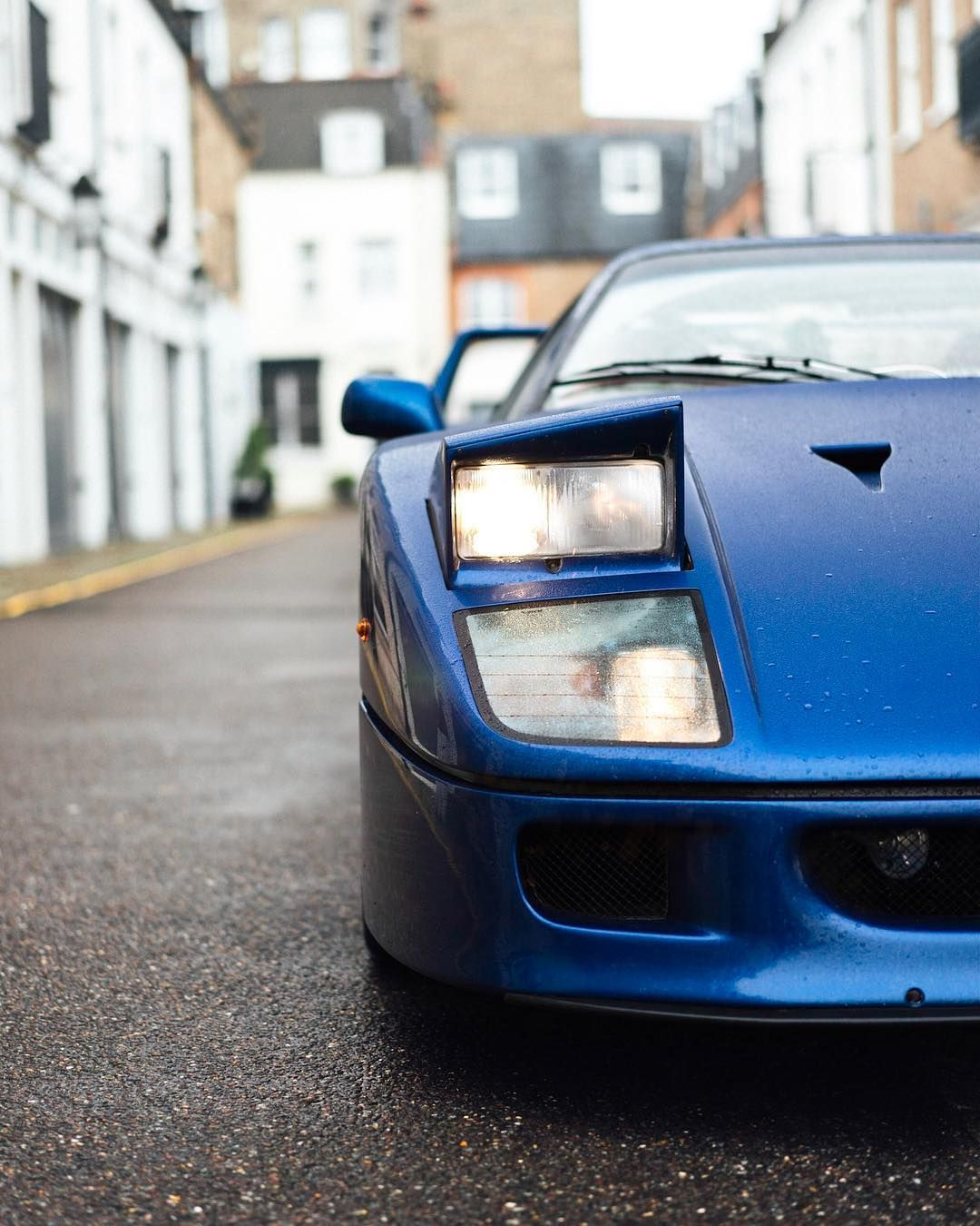 Ferrari F40 - Nel blu dipinto di blu... 8