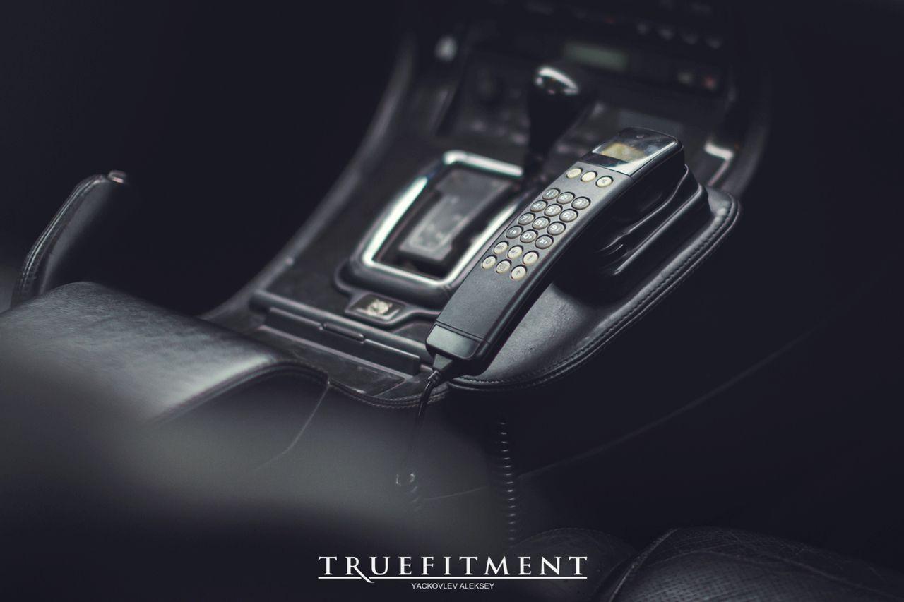 Jaguar XJ X300 3.2 Sport - On pose la reine en statique ! 14