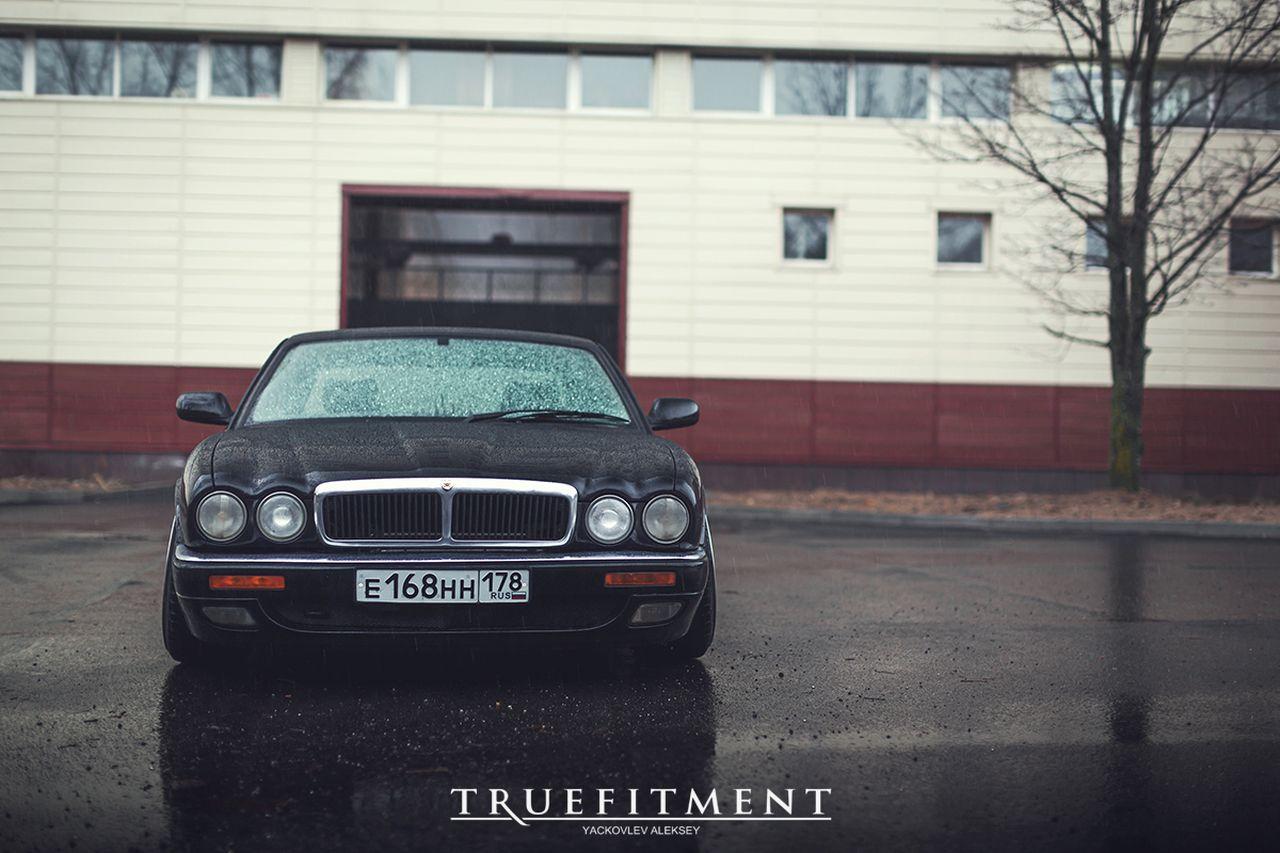 Jaguar XJ X300 3.2 Sport - On pose la reine en statique ! 15