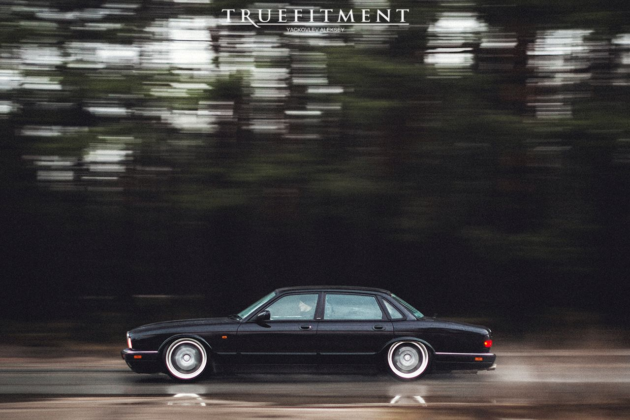 Jaguar XJ X300 3.2 Sport - On pose la reine en statique ! 13