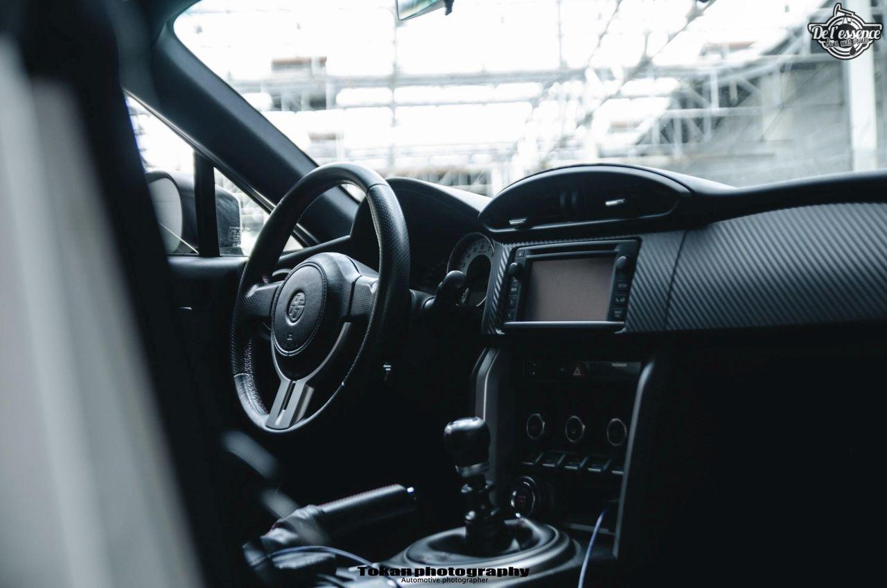 La Toyota GT86 de Clément - Petite perle shootée par-terre ! 3