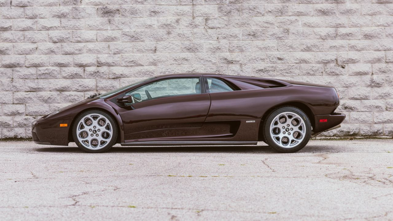 Lamborghini Diablo 6.0 SE - Ich bin ein spaghetti ! 6