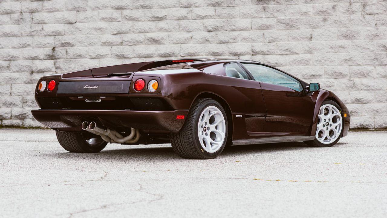 Lamborghini Diablo 6.0 SE - Ich bin ein spaghetti ! 16