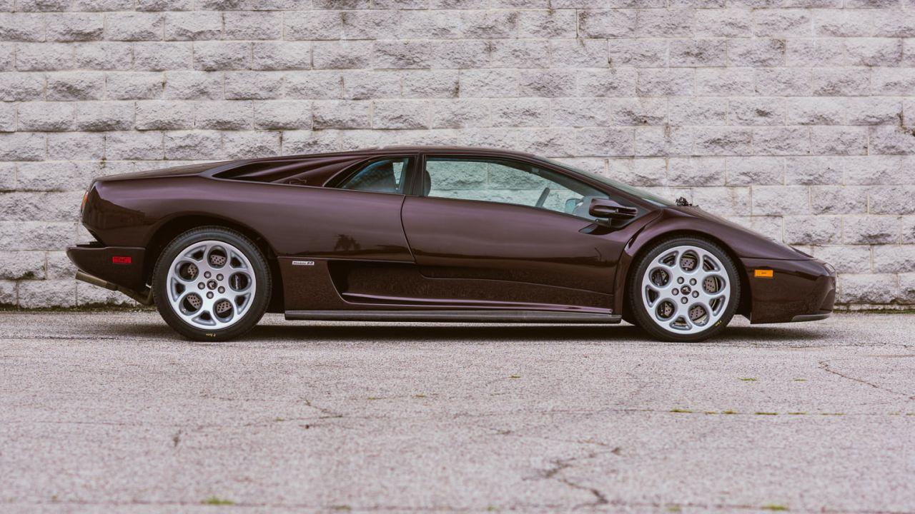 Lamborghini Diablo 6.0 SE - Ich bin ein spaghetti ! 4