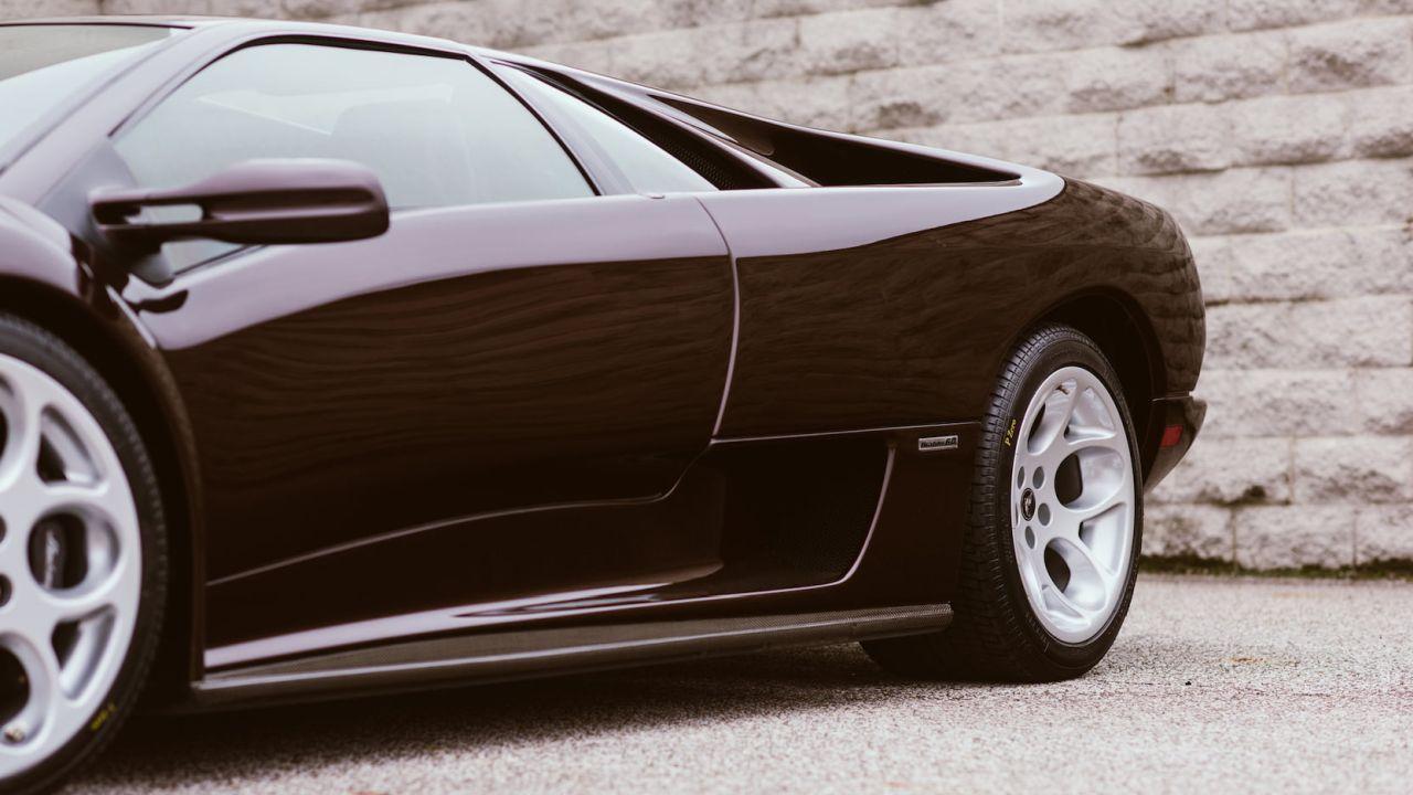 Lamborghini Diablo 6.0 SE - Ich bin ein spaghetti ! 8