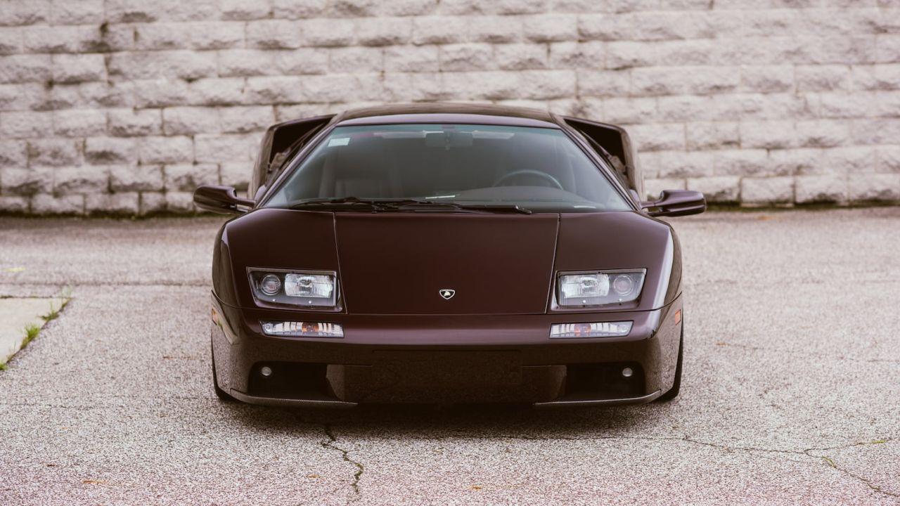 Lamborghini Diablo 6.0 SE - Ich bin ein spaghetti ! 2