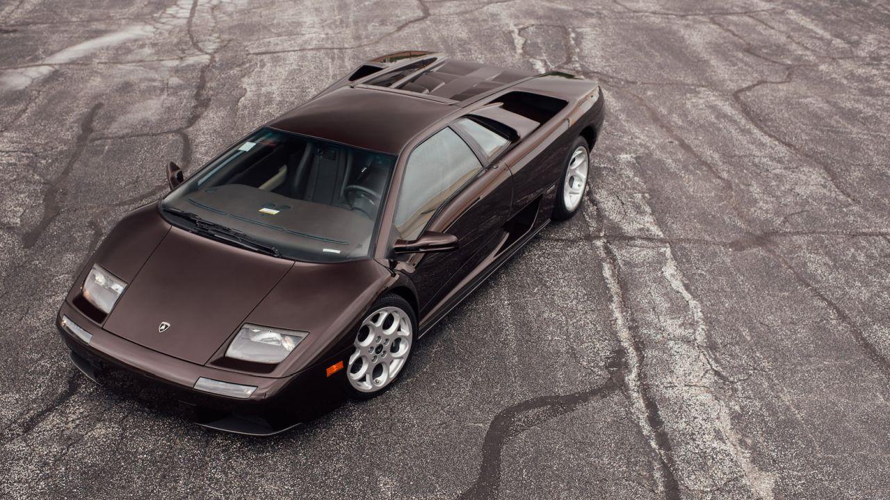 Lamborghini Diablo 6.0 SE - Ich bin ein spaghetti ! 1