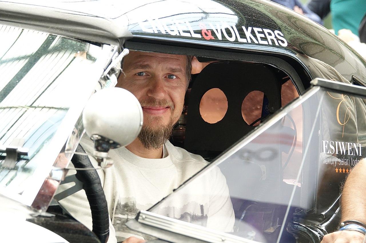 #Petrolhead : Jean-Pierre Gagick d'Auto-Moto ! 7
