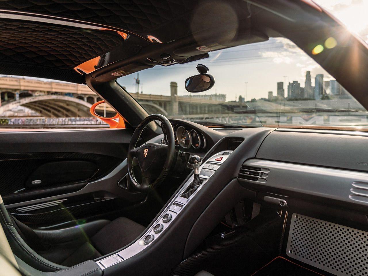 Porsche Carrera GT - La dernière des Mohicannes... 10